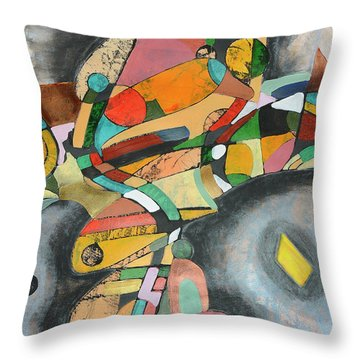 Gadget Throw Pillow