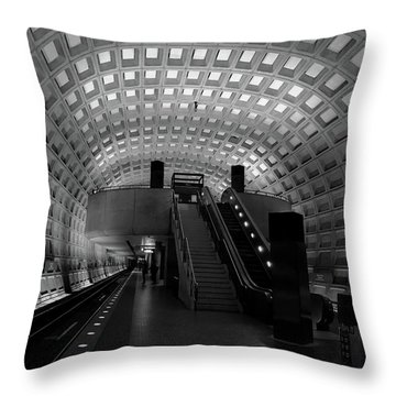 Gallery Place Throw Pillow