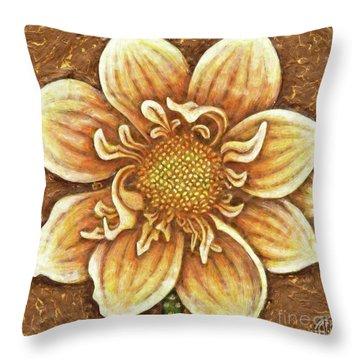 Garden Room 31 Throw Pillow