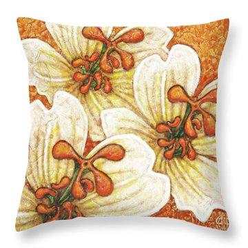 Garden Room 36 Throw Pillow