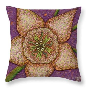 Garden Room 37 Throw Pillow