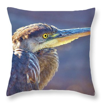 Gbh Waiting For Food Throw Pillow
