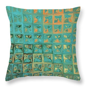 Genesis 15 1. I Am Your Shield Throw Pillow