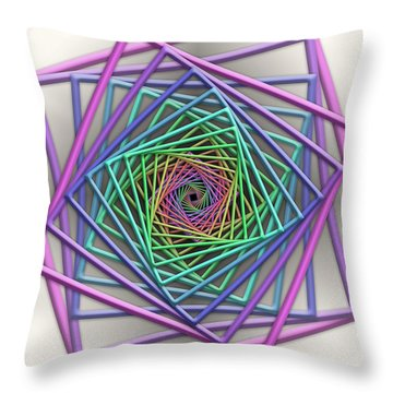 Svift Throw Pillow