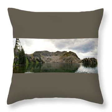 Gilpin Lake Throw Pillow