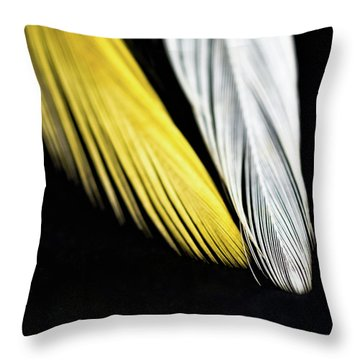 Give Me Wings So I Can Fly Throw Pillow