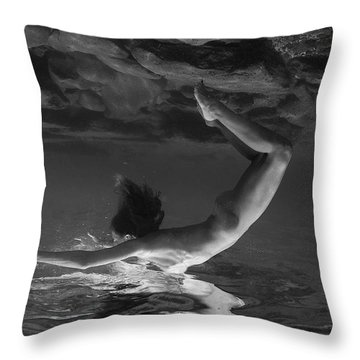 Goddesses 4 Throw Pillow