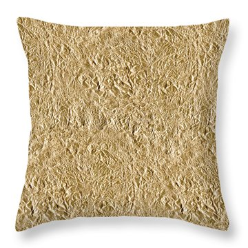 Throw Pillow featuring the photograph Gold Gift  by Top Wallpapers