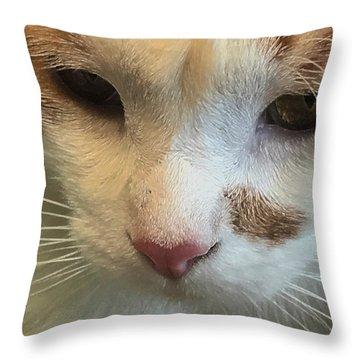 Good Life Throw Pillow