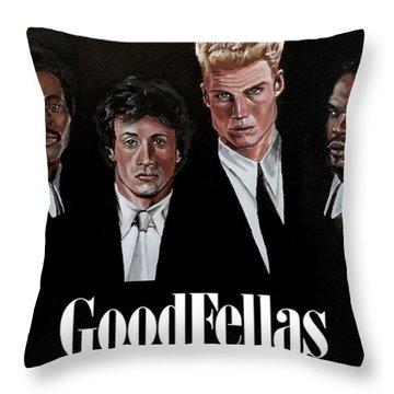 Goodfellas - Champions Edition Throw Pillow
