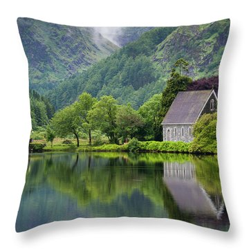 County Cork Throw Pillows