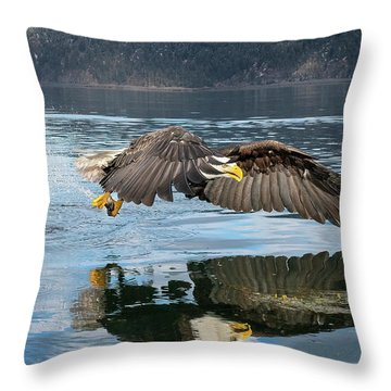 Grab-n-go Throw Pillow