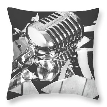 Greatest Hits Throw Pillow