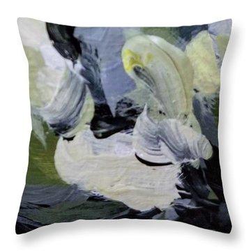 Green #2 Throw Pillow