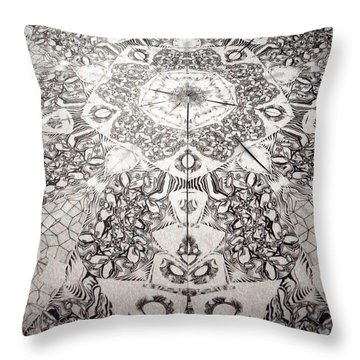 Grillo Throw Pillow