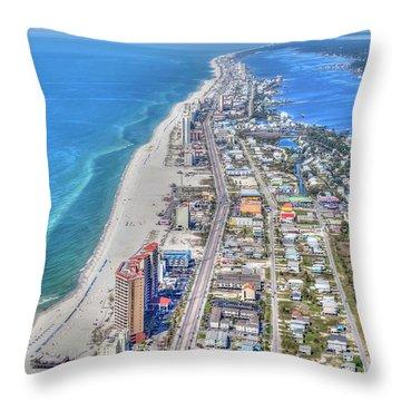 Gulf Shores 7124 Throw Pillow