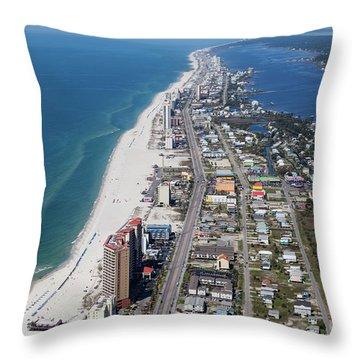 Gulf Shores 7124n Throw Pillow