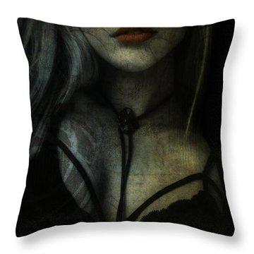 Gypsy - Stevie Nicks - Resize Throw Pillow