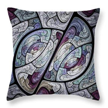 Habakkuk Throw Pillow