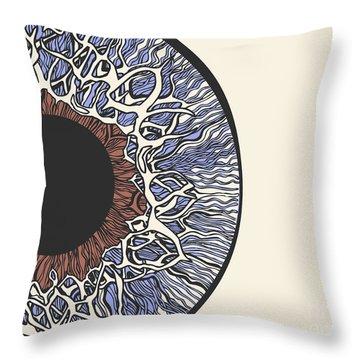 Anatomy Throw Pillows