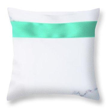 Happy Holidays I Throw Pillow