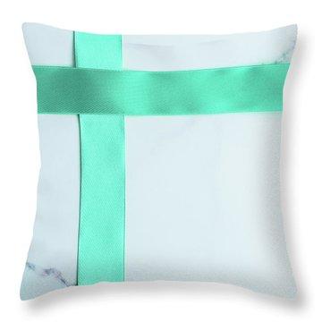 Happy Holidays IIi Throw Pillow