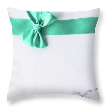 Happy Holidays Iv Throw Pillow