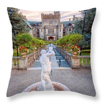 Hatley Castle Throw Pillow