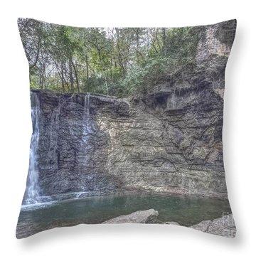 Hayden Falls Throw Pillow
