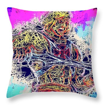 He - Man Throw Pillow