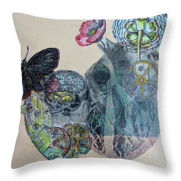 Heartsong Throw Pillow