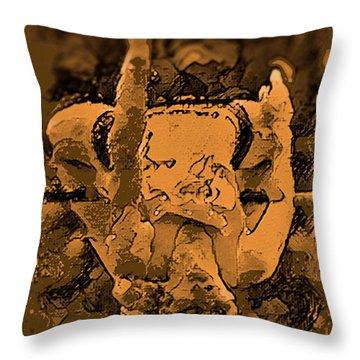 Highjumper Throw Pillow