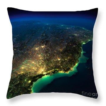 Orb Throw Pillows