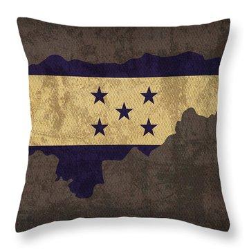Honduras Throw Pillows