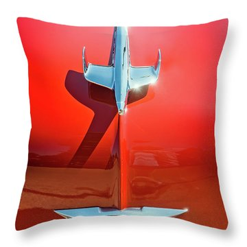 Candy Apples Throw Pillows