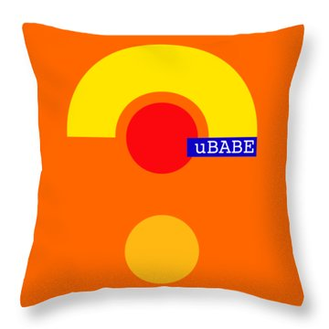Hot Style Throw Pillow