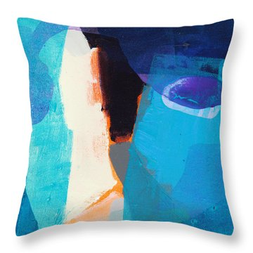 How Many More Days? Throw Pillow