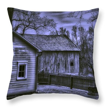 Humble Homestead Throw Pillow
