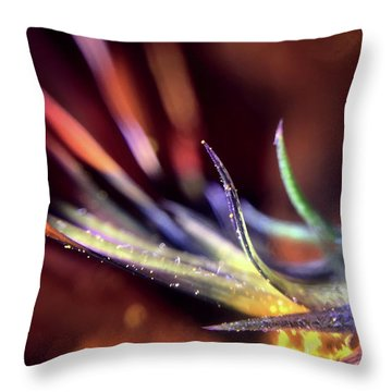 I Was Just As Surprised As You Are Throw Pillow