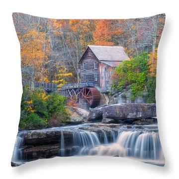Iconic Throw Pillow