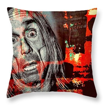 iGGY Throw Pillow