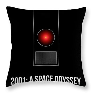 I'm Sorry Dave Throw Pillow