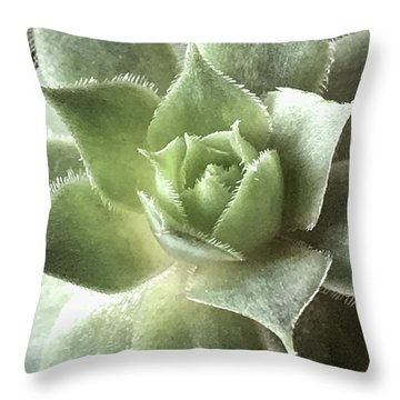 Imaginary Monsters Throw Pillow