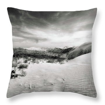 Immediacy Of Lived Experience Throw Pillow
