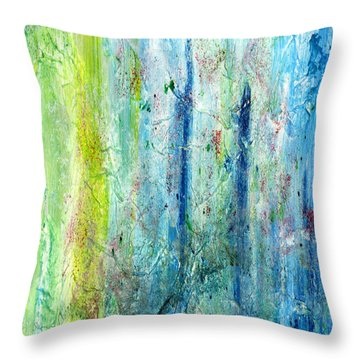 In All Creation Throw Pillow