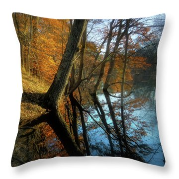In Arcadia Throw Pillow