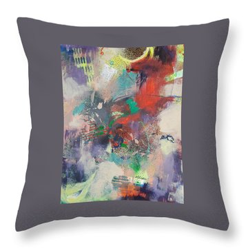 In Search Of Hope Throw Pillow