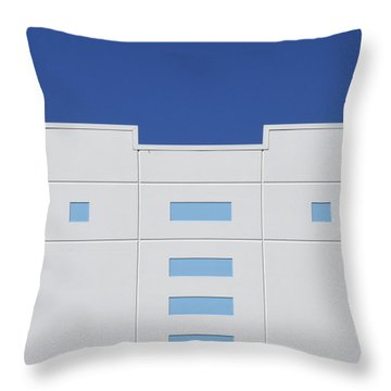 Industrial Minimalism 38 Throw Pillow