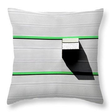 Industrial Minimalism 47 Throw Pillow