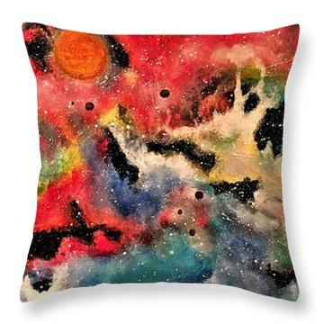 Infinite Infinity 1.0 Throw Pillow
